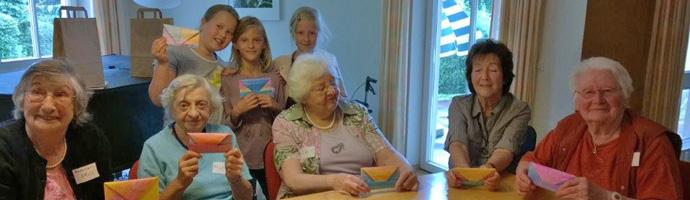 Tagespflege: Senioren-Hoagart / Café Zeitlos