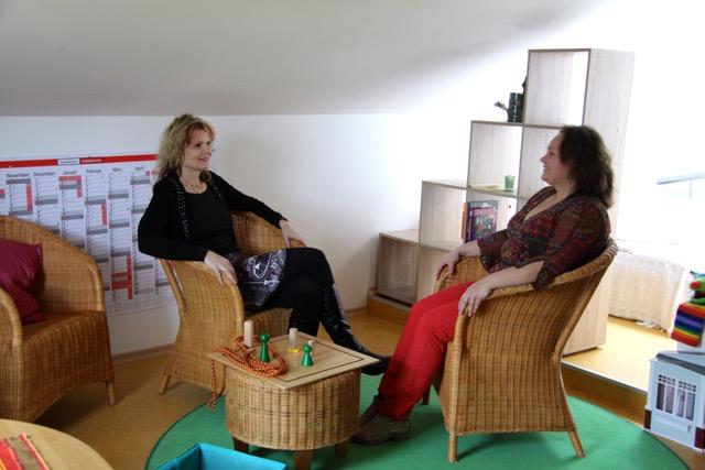 Wohngruppe Kammer Konversation
