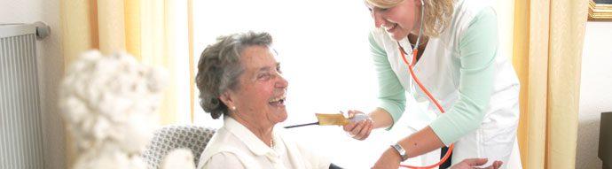 Ambulante Pflege – Unsere Diakoniestationen