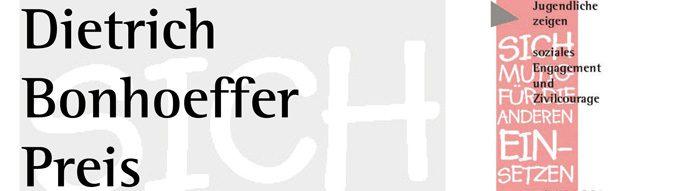 Dietrich-Bonhoeffer-Preis
