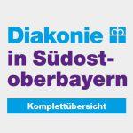 Diakonie Webseite Komplettübersicht