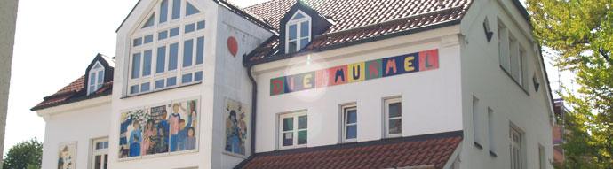 """Kinderkrippe """"Die Murmel"""" Traunstein"""