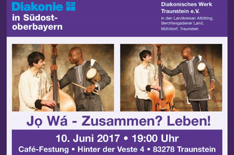 10. Juni 2017: Interkulturelles Theater Besonderer Art