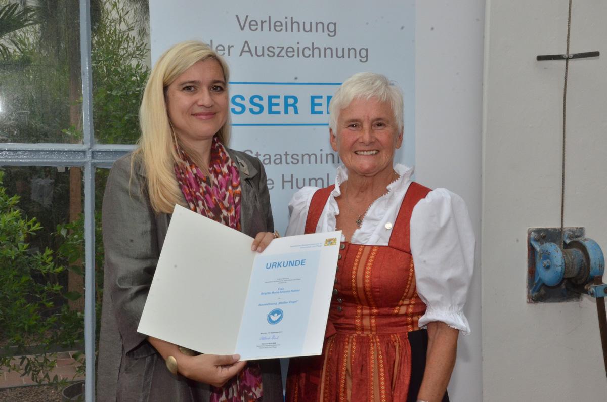 """""""Weißer Engel"""" Für Brigitte Kohler"""