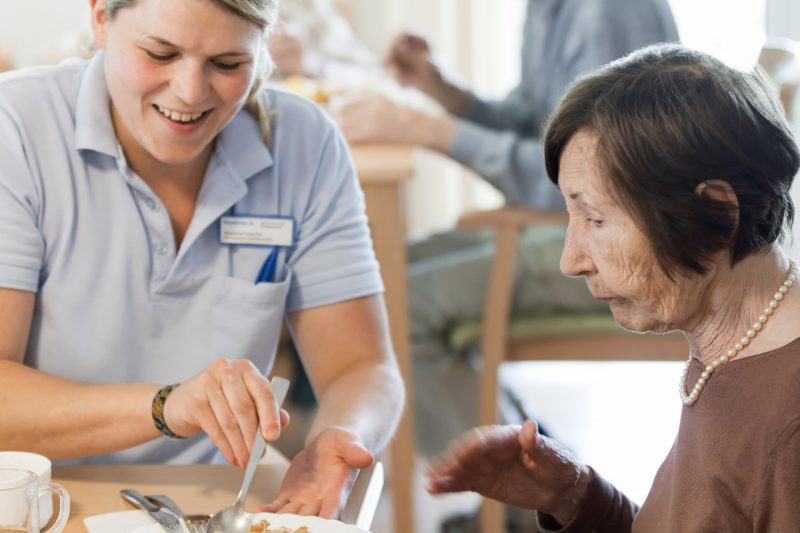 Zum Seniorenfachbegleiter In Nur Vier Monaten