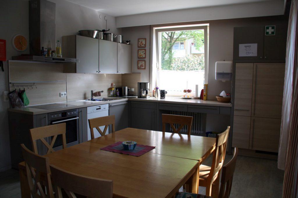 Küche Vollbetreute Wohngruppe