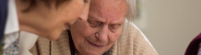 Ehrenamt in der Seniorenhilfe