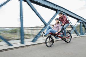 Pino Allround von Hase Bikes in Aktion