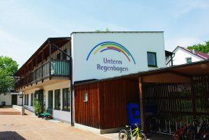 """KASA-Beratungsstelle Waldkraiburg, Siemensstraße 3 a - Haus """"Unterm Regenbogen"""""""