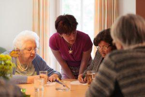 Ambulante Pflege - wir beraten Sie gerne