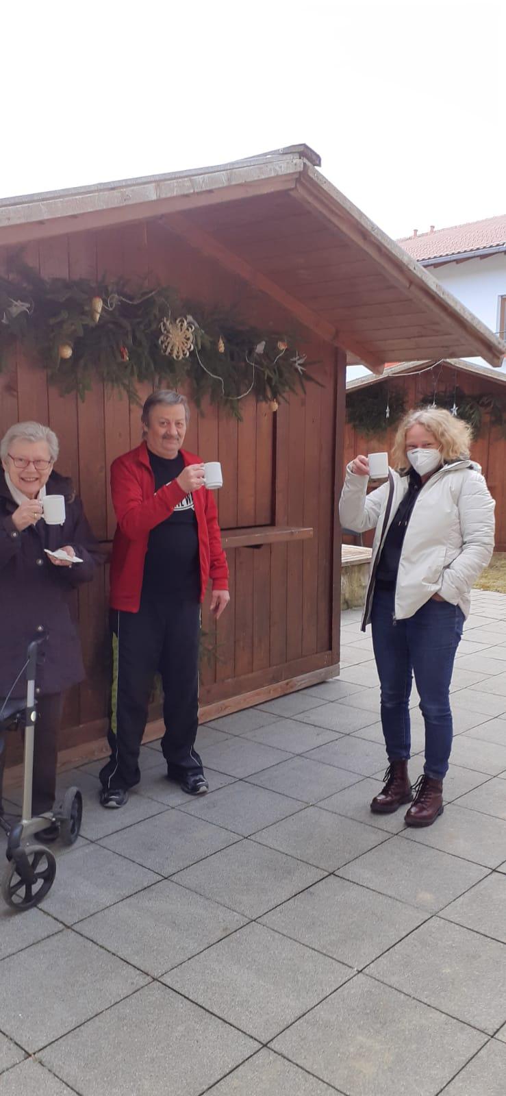 Weihnachtspunsch Chiemgau-Stift