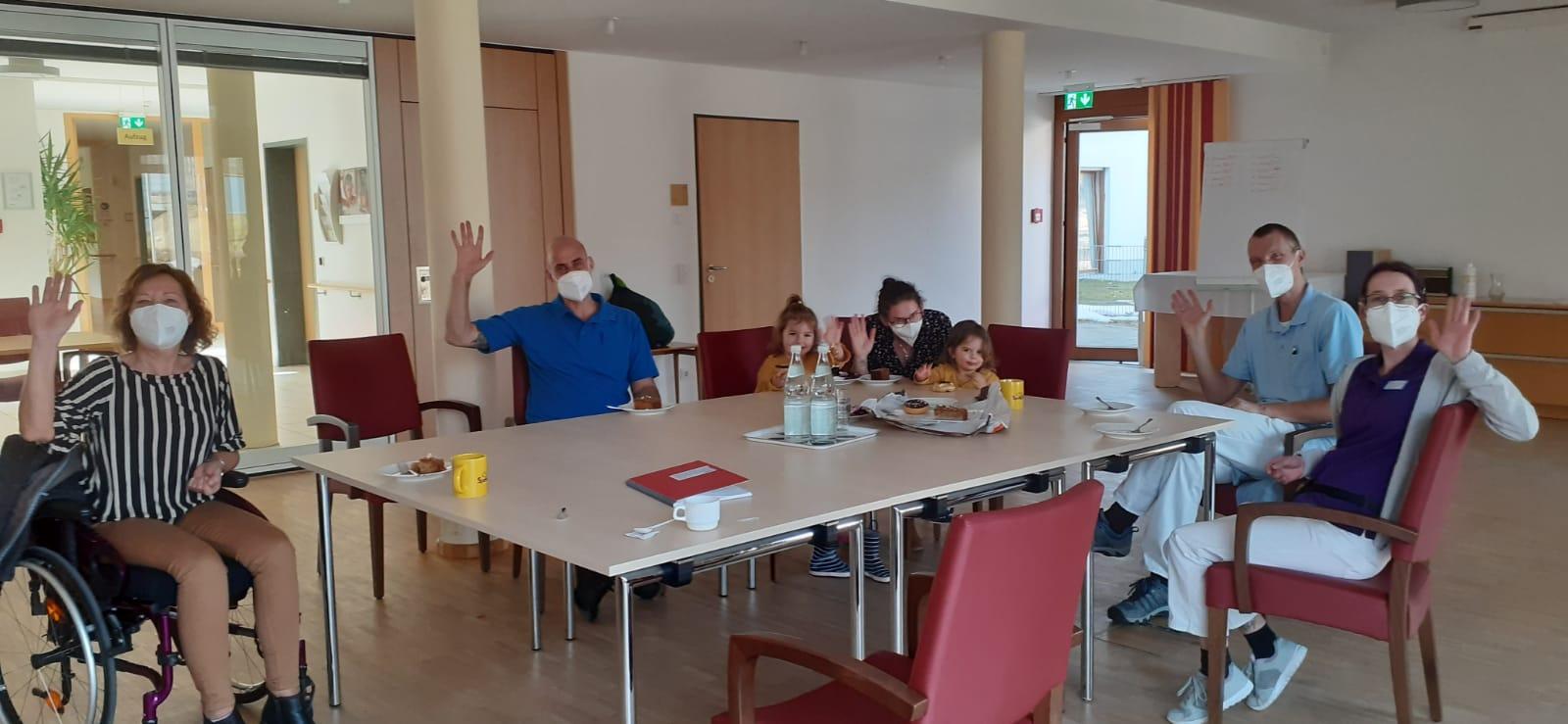 Betreuungsassistenzteam Chiemgau-Stift