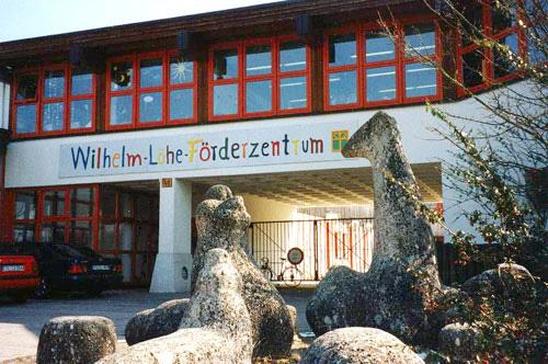 Wilhelm Löhe Förderzentrum Traunreut Diakonisches Werk Traunstein