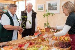Senioren beim Essen