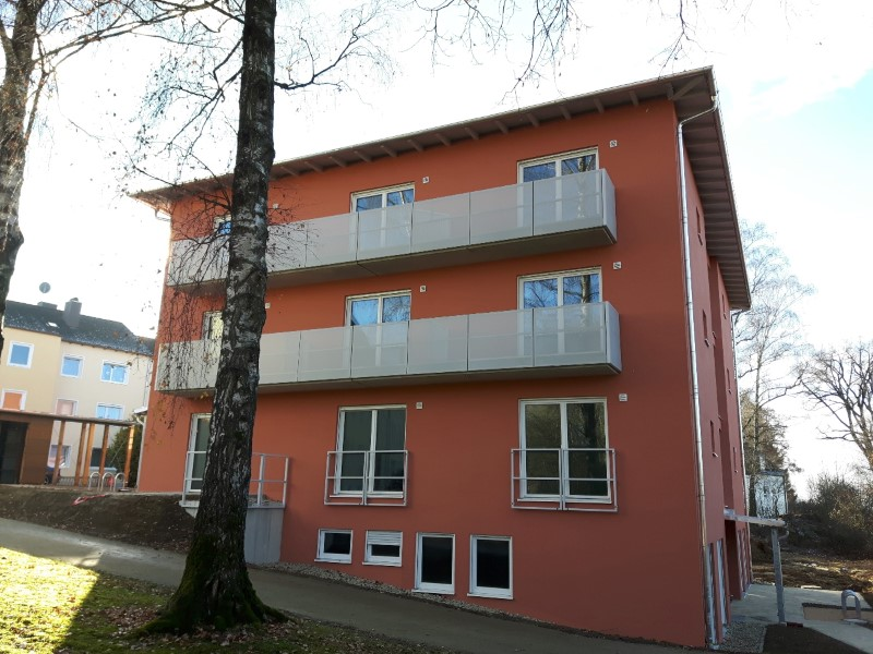 Wohnverbund Burghausen Zieht Um Nach Burgkirchen