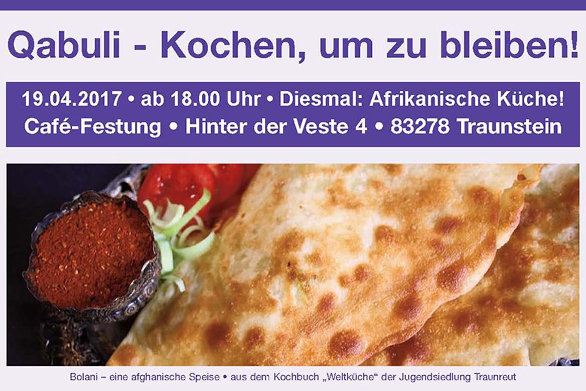 Qabuli - Kochen, um zu bleiben! - Diakonisches Werk ...