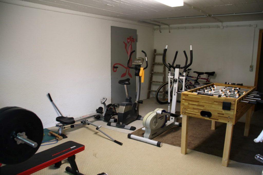 Fitnessraum Fritz-Bechthold-Straße