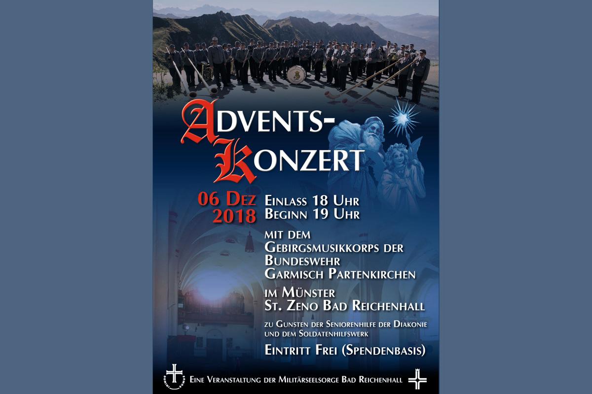 Adventskonzert Am 6. Dezember Im Münster St. Zeno In Bad Reichenhall