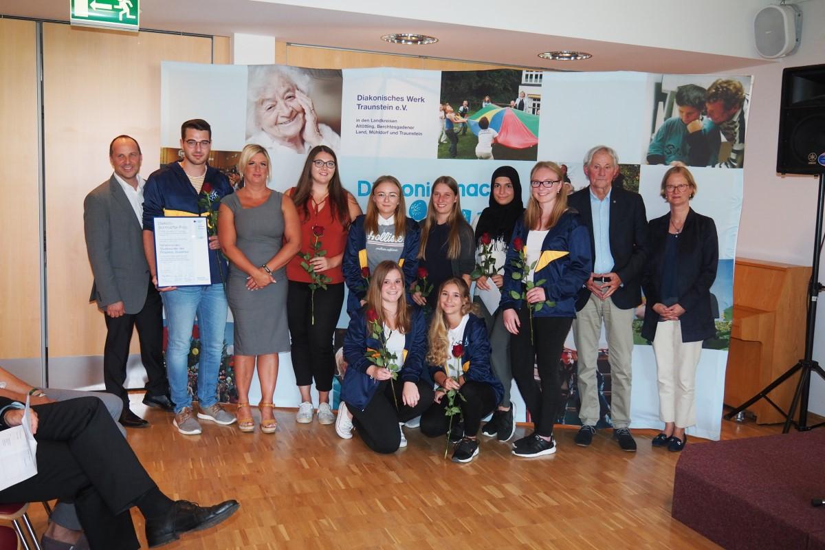 Südafrika Projekt der Fachakademie Mühldorf