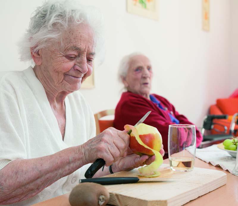 Leben Mit Demenz Heißt Leben Im Augenblick