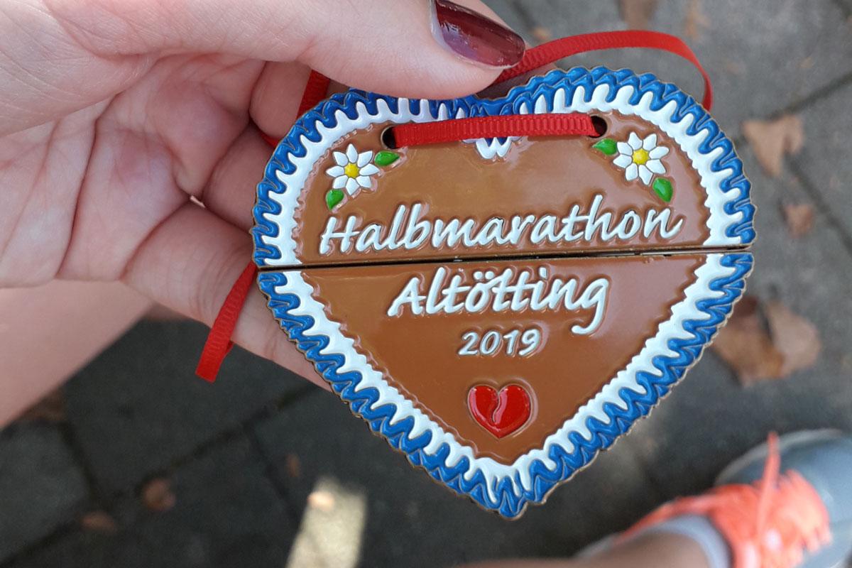 Mitarbeitende Starten Beim Laufevent Des OMV In Altötting