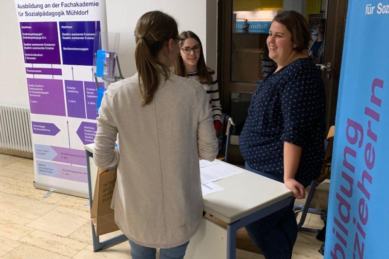 Berufsinformationsabend Realschule Wasserburg 2020