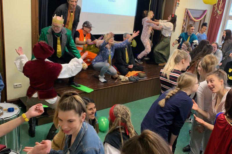 Fasching An Der Fachakademie Mühldorf 2020