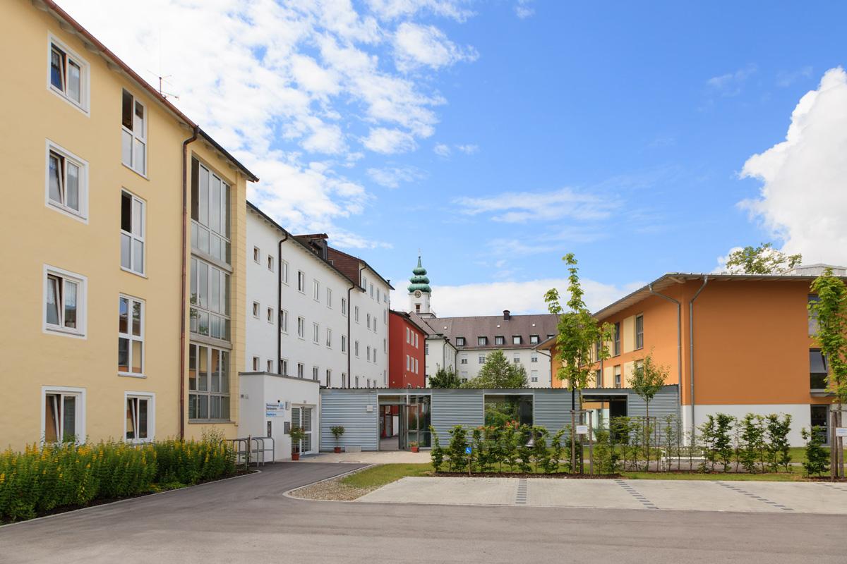Eingeschränkte Besuchsmöglichkeit Ab 16. Mai 2020 Für Das Chiemgau-Stift Inzell Und Das Seniorenzentrum Wartberghöhe