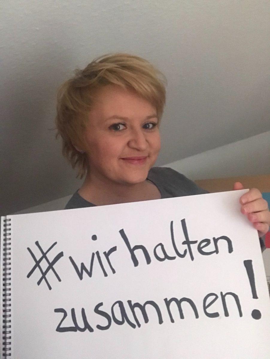 Unser Motto - Auch Wenn Wir Daheim Bleiben Müssen!